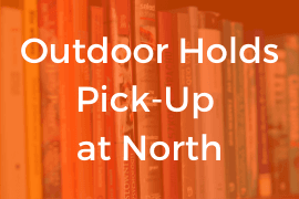 Outdoor Holds Pick-Up at North